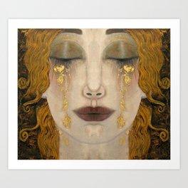 Freya's tears Kunstdrucke