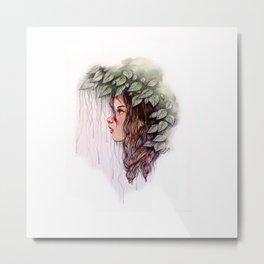 Rain This Afternoon Metal Print