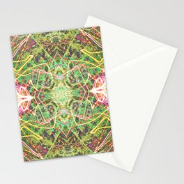 Faerie Fire Tracers Stationery Cards
