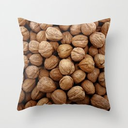 Walnut PhotoArt Throw Pillow
