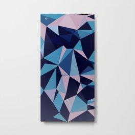 0047 // blux Metal Print