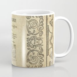 Shakespeare. A midsummer night's dream, 1600 Coffee Mug
