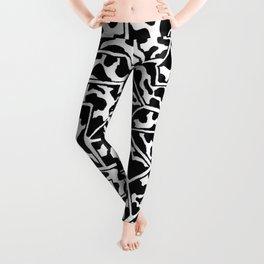 Angular cow Leggings