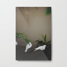 Oregon Zoo Metal Print