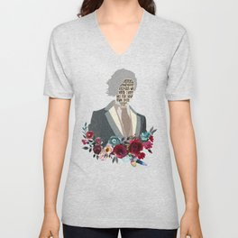 Jem Carstairs - Clockwork Angel Unisex V-Neck