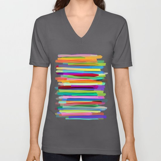 Colorful Stripes 1 by maboe