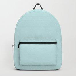 Classic Duck Egg Pale Aqua Blue Backpack