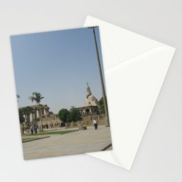 Temple of Luxor, no. 8 Stationery Cards