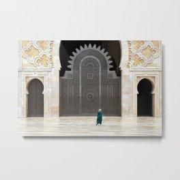 Moroccan Architecture #2 Metal Print