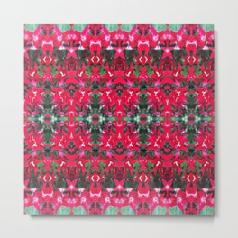 Holly Jolly Sweater Metal Print
