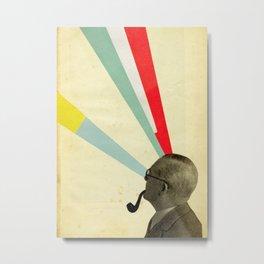 Mind-altering Metal Print