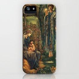 "Edward Burne-Jones ""The Star of Bethlehem"" iPhone Case"
