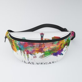 Las Vegas Nevada Skyline Fanny Pack