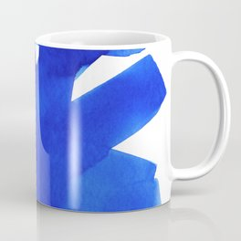 Superwatercolor Blue Coffee Mug
