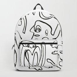 Loopy People Backpack
