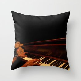 Sleepytime 2 Throw Pillow