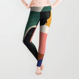 Tropical Girl Leggings