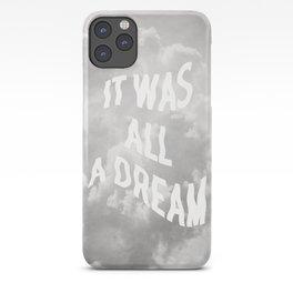 DREAM BIG iPhone Case