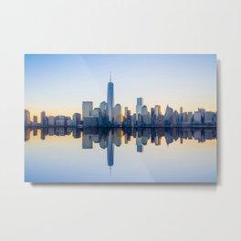 New York 02 - USA Metal Print