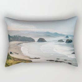 Alone in the beauty of the earth Rectangular Pillow