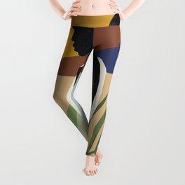 Tropical Girl 2 Leggings