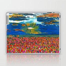 Light in My Art Laptop & iPad Skin