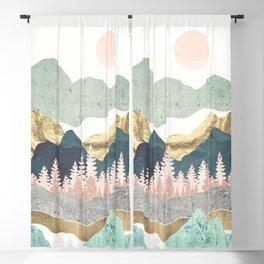 Summer Vista Blackout Curtain