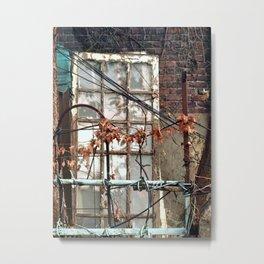 Forgotten Passage 5 Metal Print