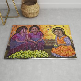 La Elegida- The chosen one Rug