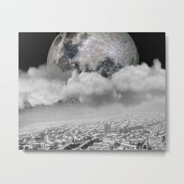 ABOVE US Metal Print