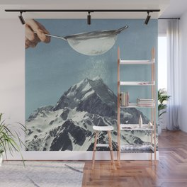 Sifted Summit Wall Mural