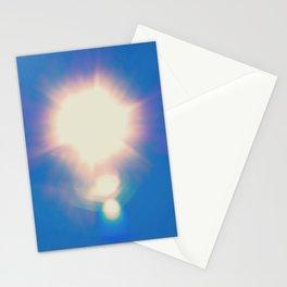 Angel Light Stationery Cards
