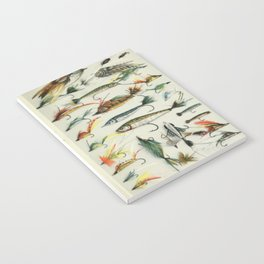 Fishing Lures Notebook