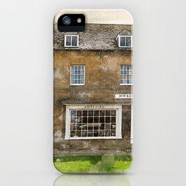 Antique Shop, Broadway iPhone Case