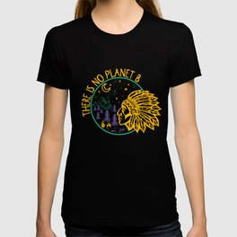 No Planet B Indian Environmental protection T-shirt