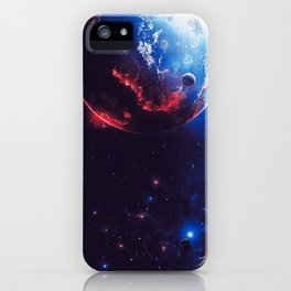 Beyond Infinity iPhone Case
