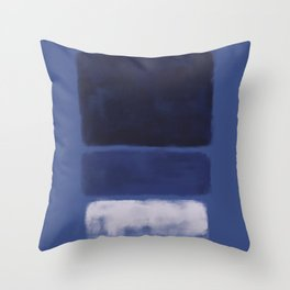 Rothko Inspired #26 Throw Pillow