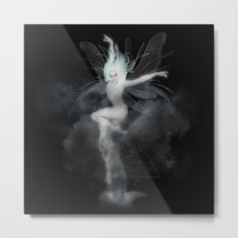 Air Witch - Elements Collection Art Print Metal Print
