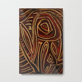 Egyptian abstraction Metal Print