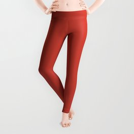 Coral Peach Leggings
