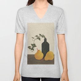 Still Life Art III Unisex V-Neck