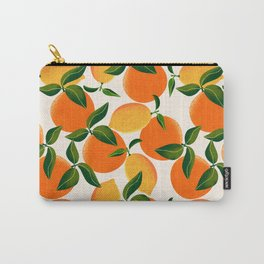 Oranges and Lemons Carry-All Pouch