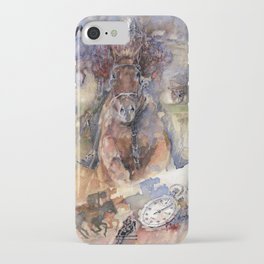 Way to victory iPhone Case