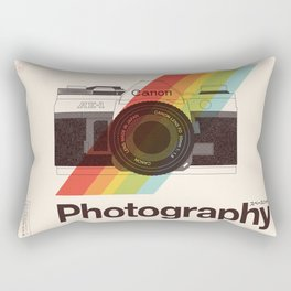 Photography Club Rectangular Pillow