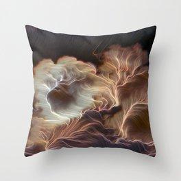 The Sleepwalker Throw Pillow