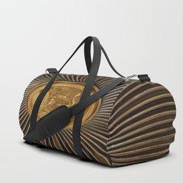 Rosace in #London Duffle Bag