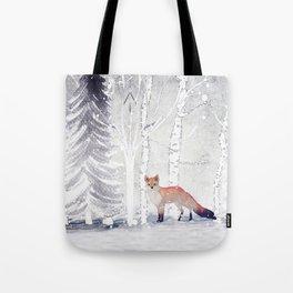 FOX FOX FOX Tote Bag