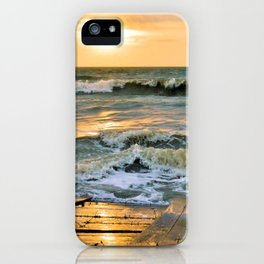 King Tide 2 iPhone Case