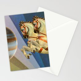 Tempio di Giove Ottimo Massimo Stationery Cards