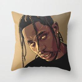 Astro Throw Pillow